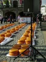 eigene blder/91875/das-ist-ebenfalls-der-kaesemarkt-von Das ist ebenfalls der Käsemarkt von Gouda ,aufgenommen am 19.8.2010